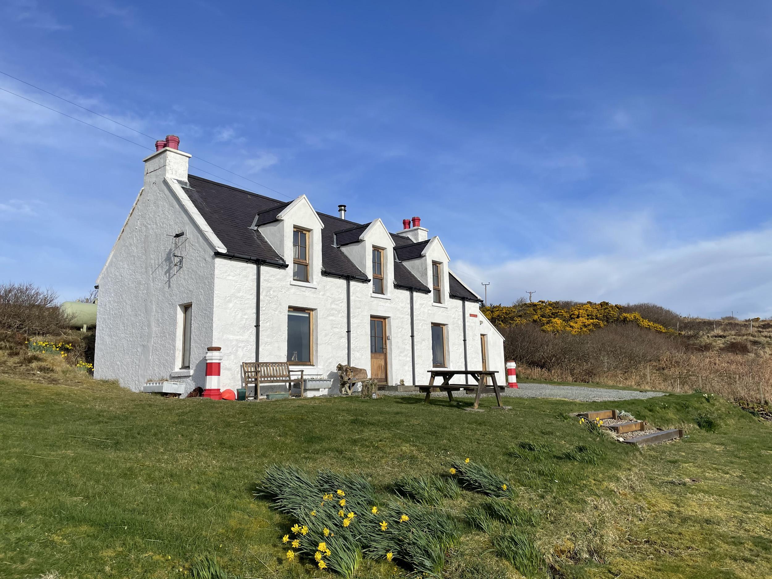 Red Chimneys Cottage, Dunvegan