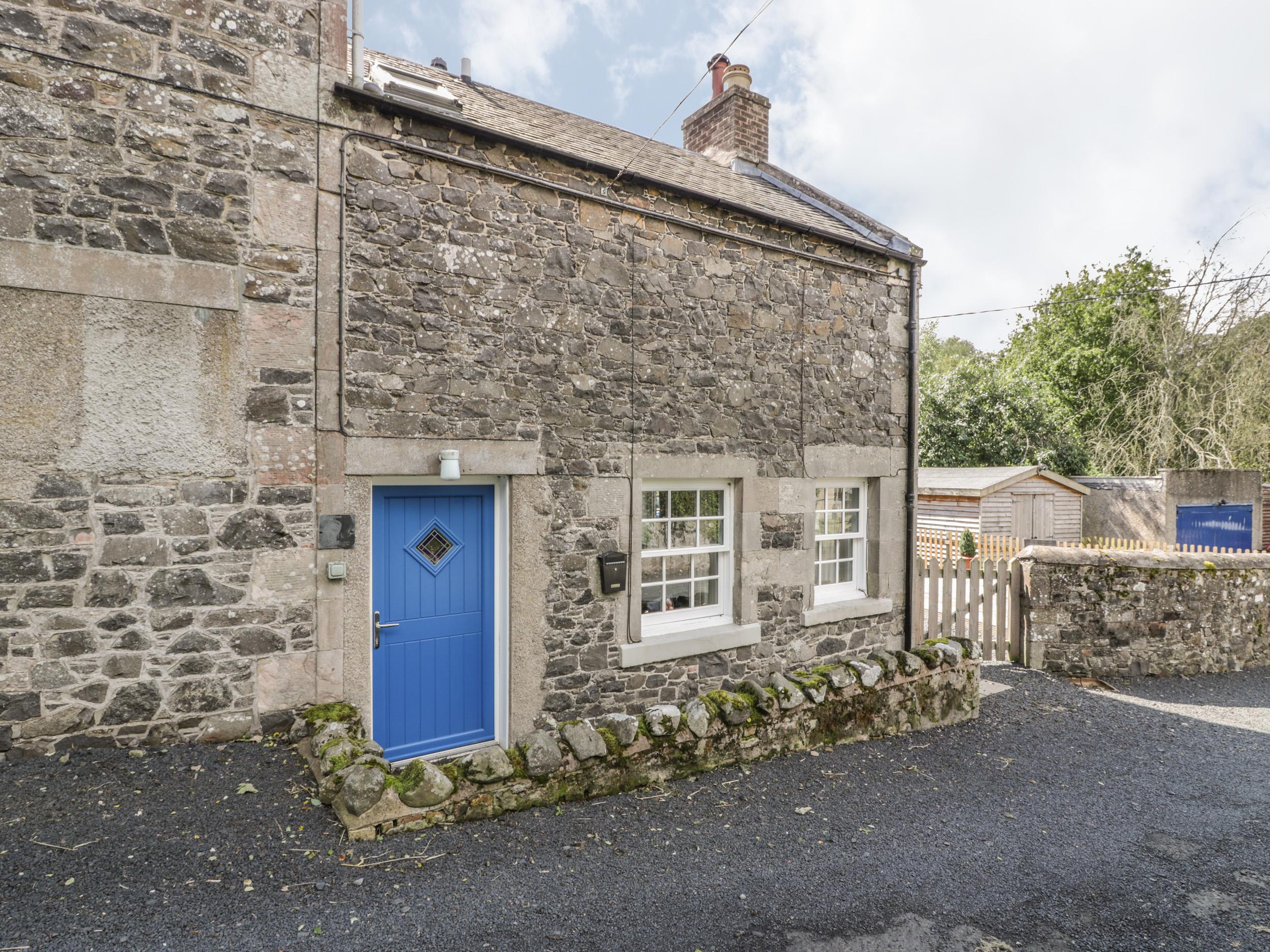 Kirk Cottage, Hownam
