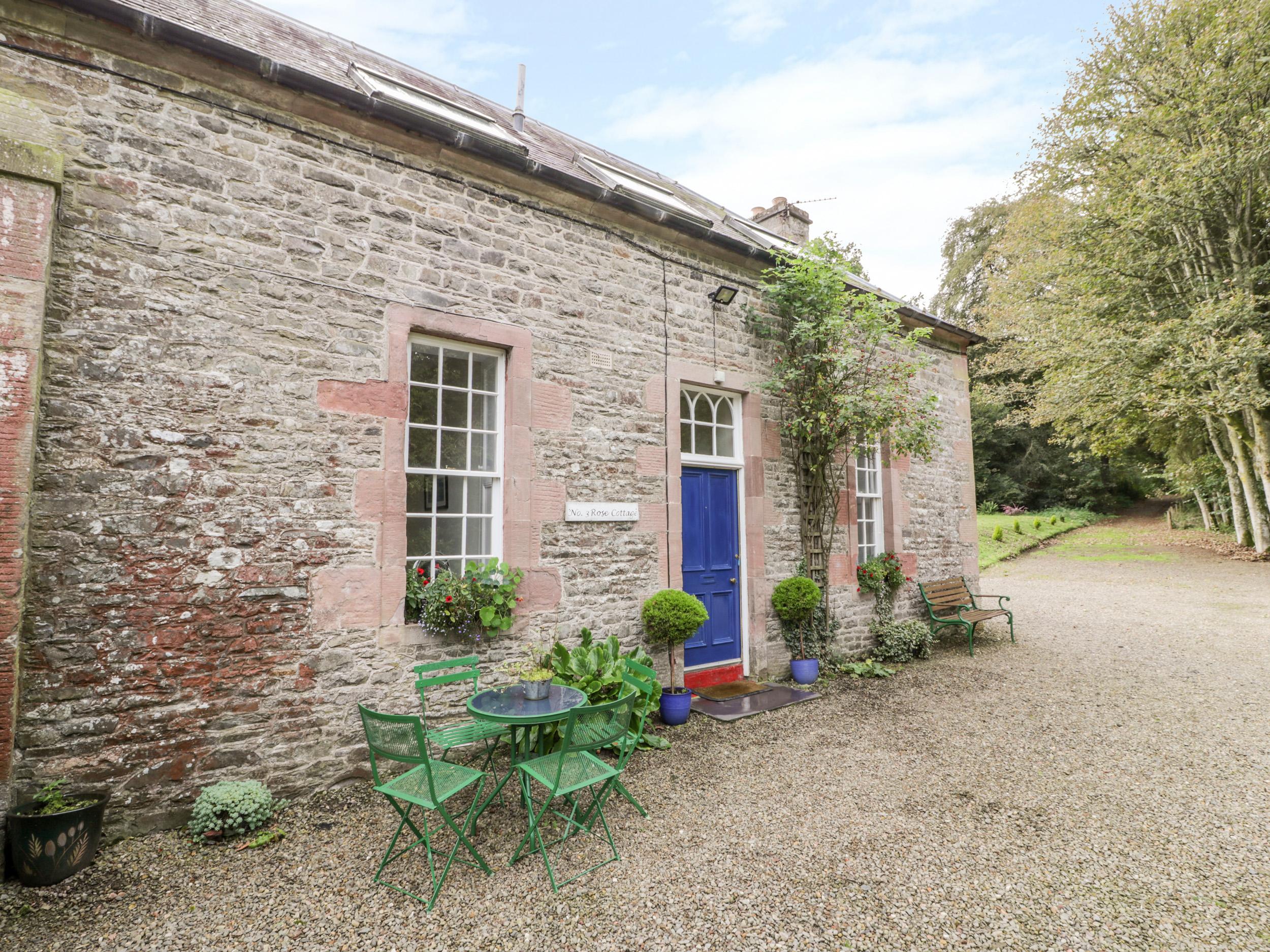 Rose Cottage, Lilliesleaf