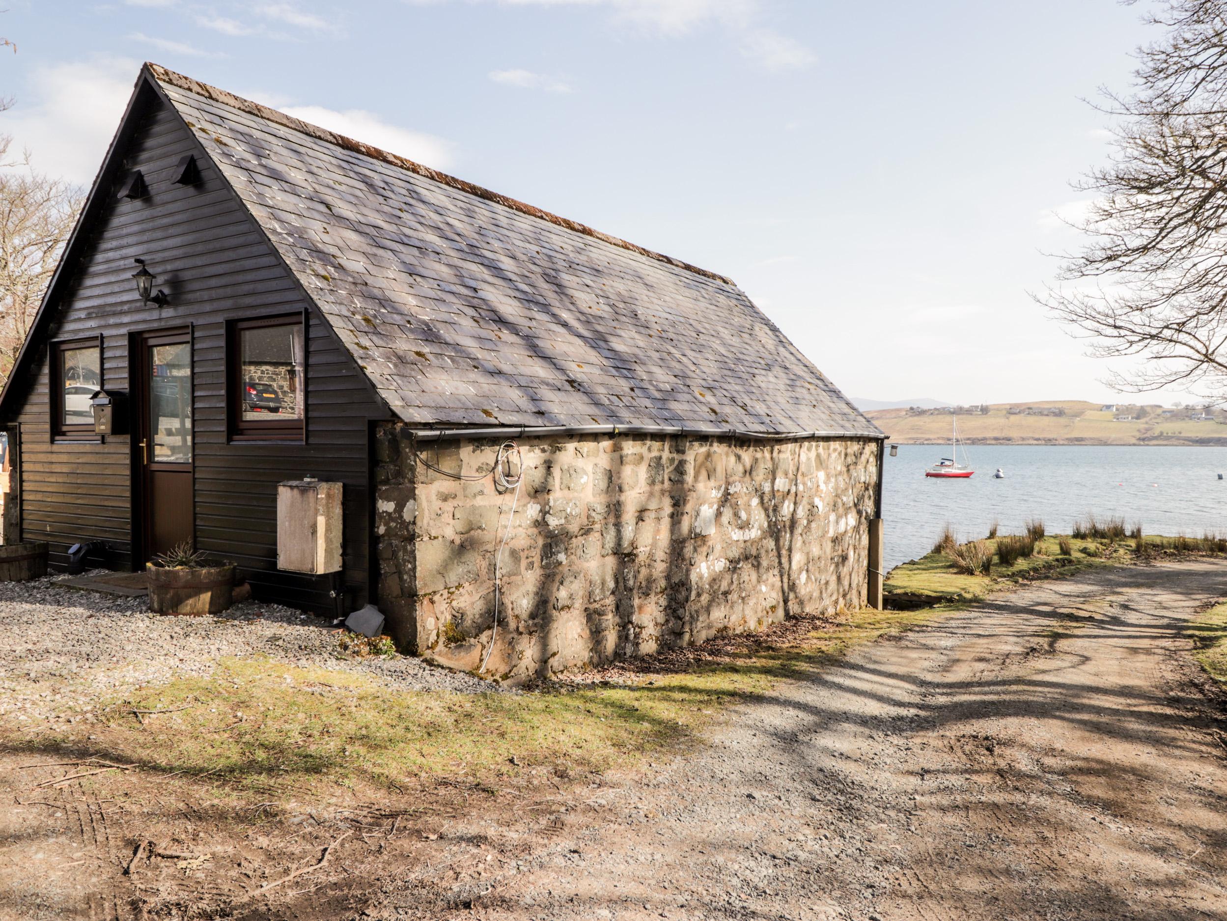Greshornish Boathouse, Greshornish