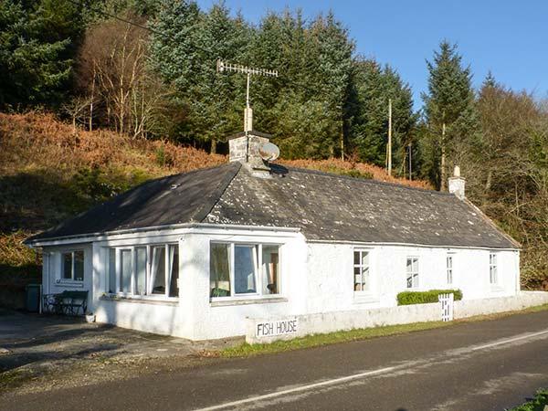 Fish House, Kirkcudbright