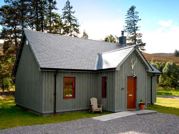 Corndavon Cottage, Glengairn, near Ballater