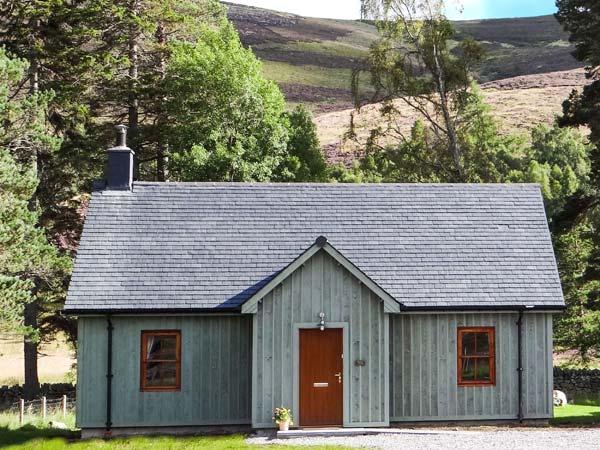 Morven Cottage, Glengairn, near Ballater