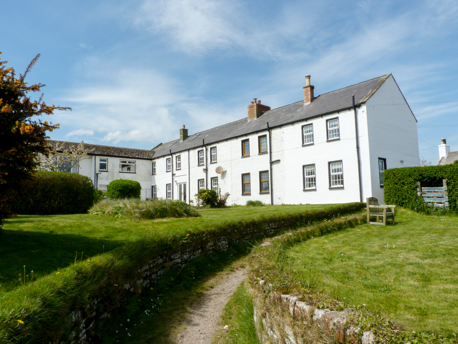 Gillie Cottage, Carsethorn