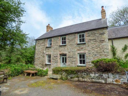 Coed Cadw Cottage photo 1
