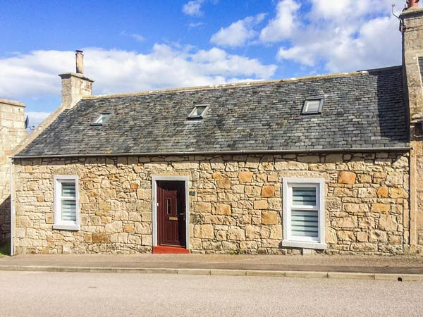 Wickie Cottage, Lossiemouth