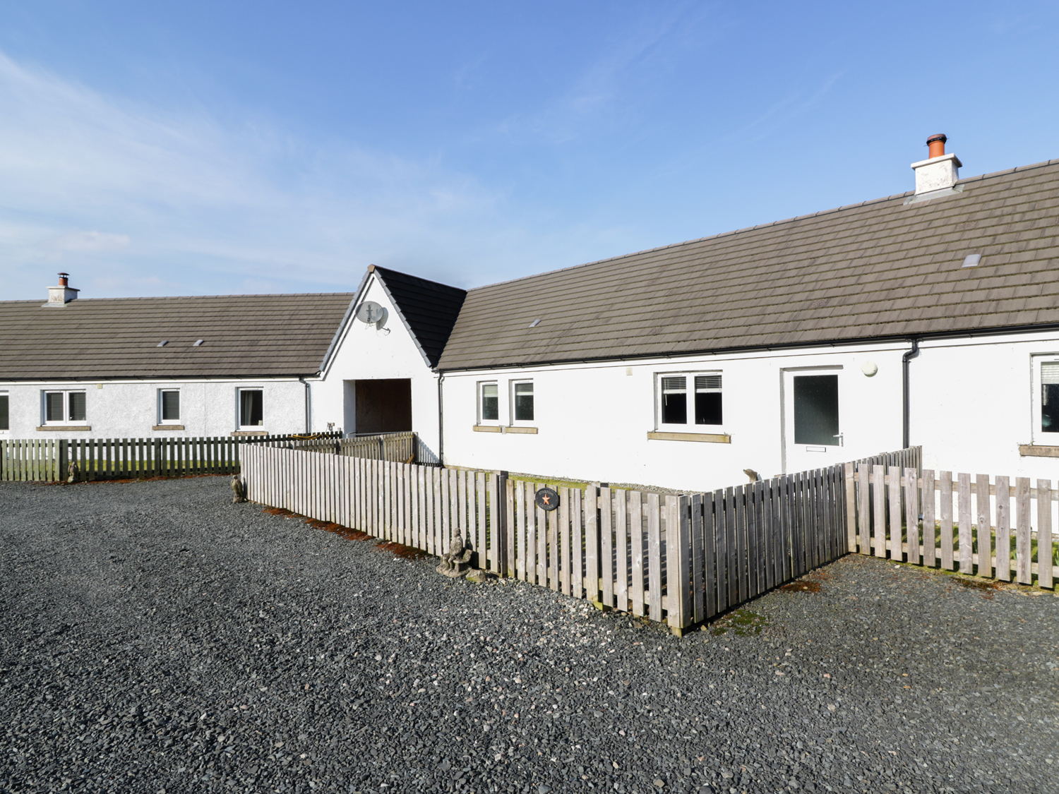 Starfish Cottage, Salen