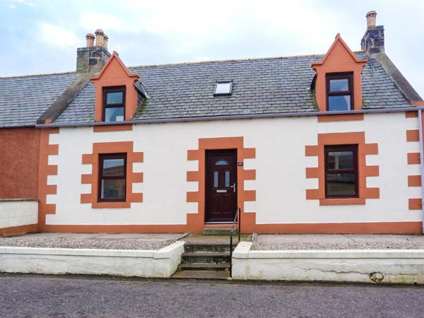 Grace Cottage, Portknockie