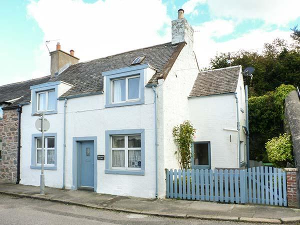 Nathaniel's Cottage, Kirkcudbright