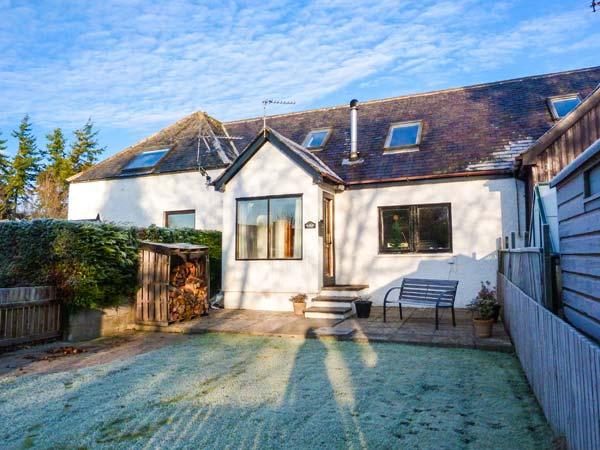 Gillebrides Cottage, Evanton
