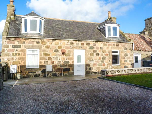 Coastal Cottage, St Combs, near Fraserburgh