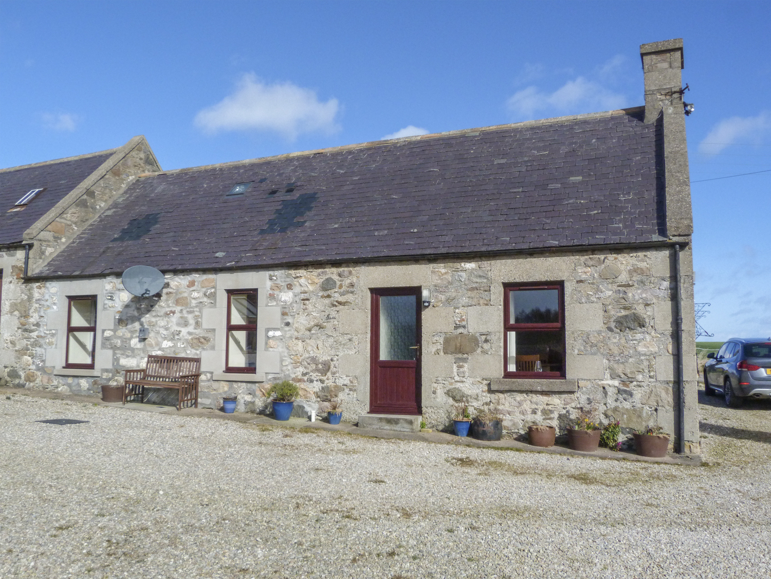 Hillview Bothy, Cullen
