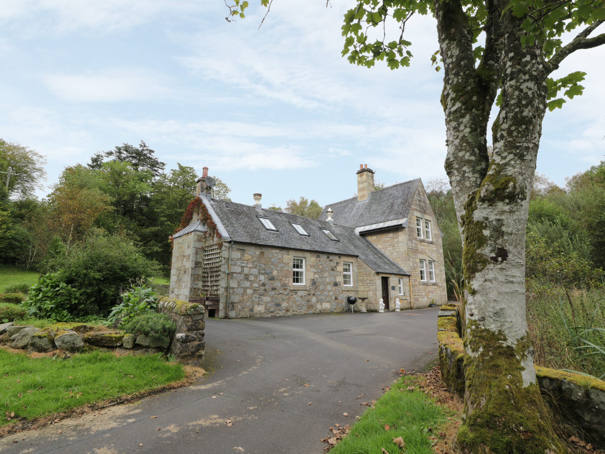 Burnside Cottage, Kirkmichael, near Ayr