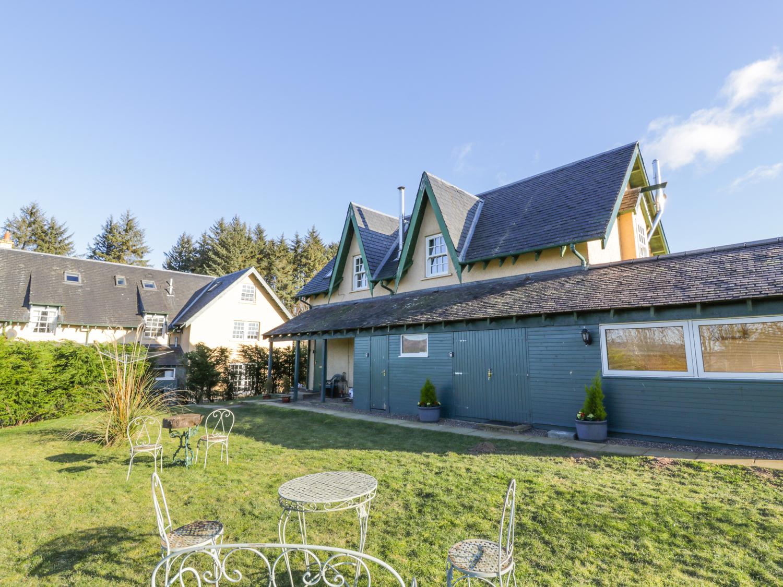 Hayloft Cottage, Crieff
