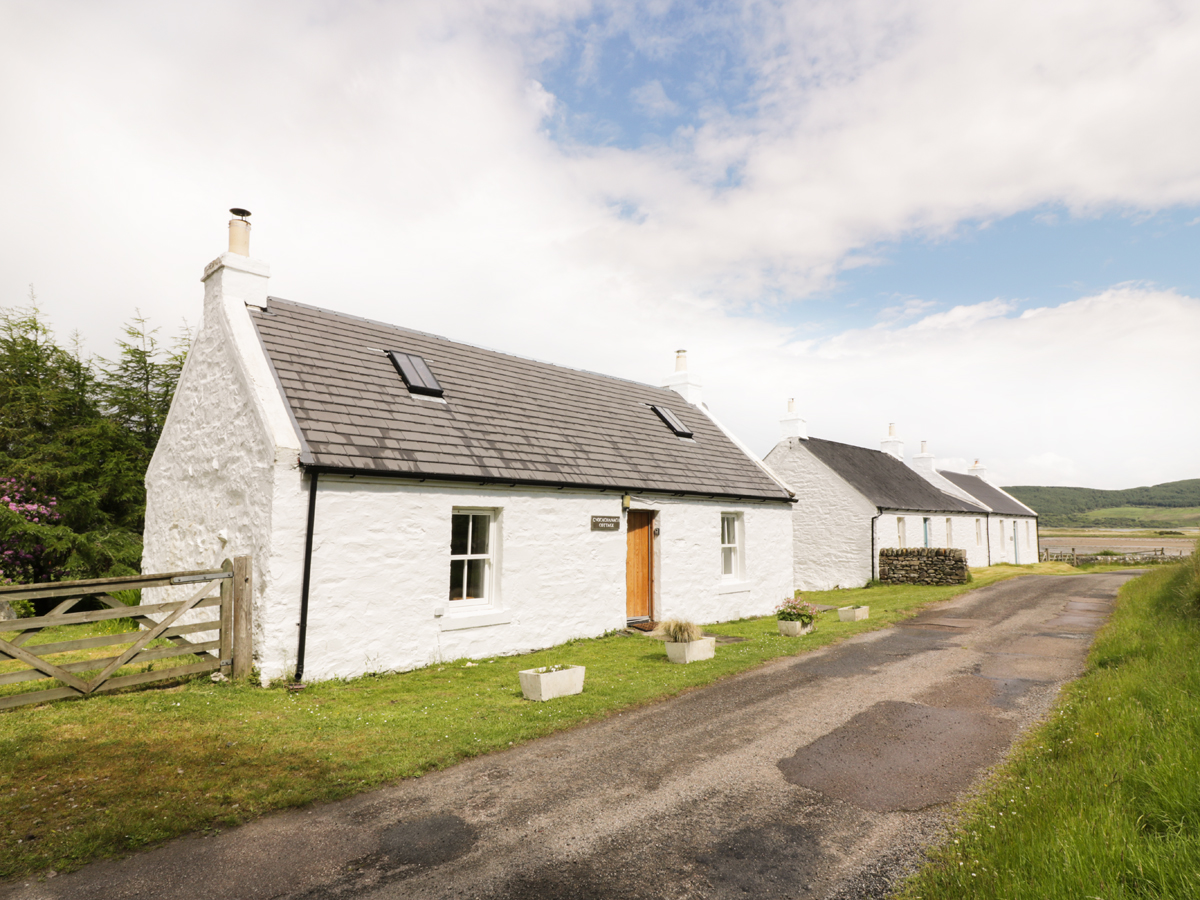 Cnocachanach Cottage, near Tarbert