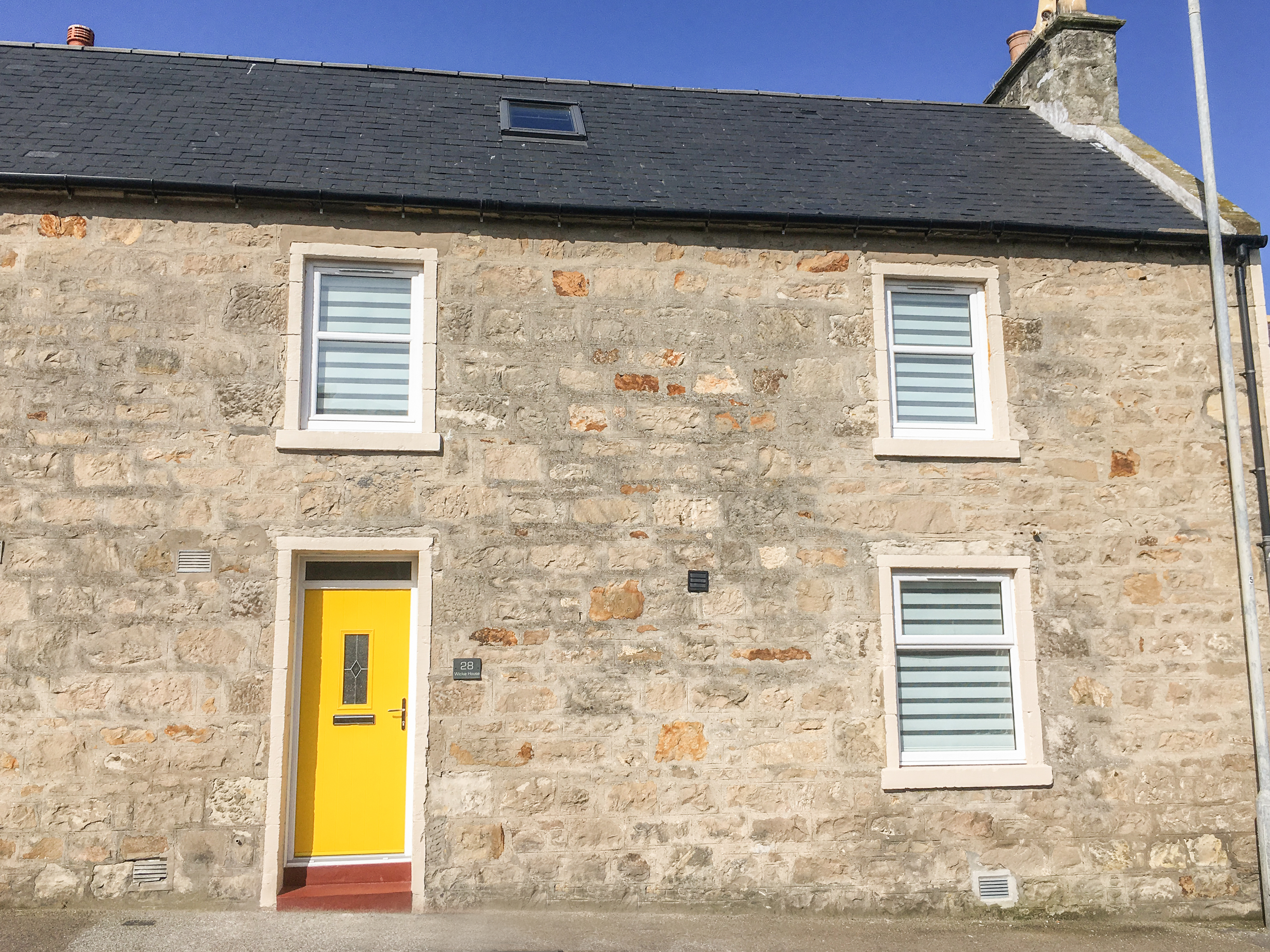 Wickie House, Lossiemouth