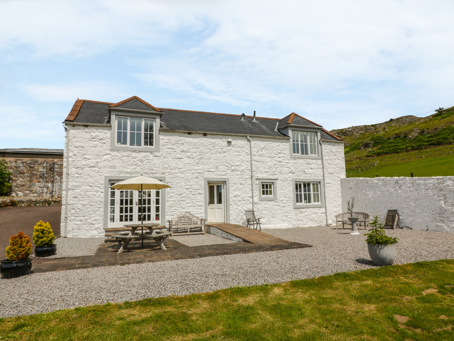 Bracken Holiday Cottage, Dalbeattie