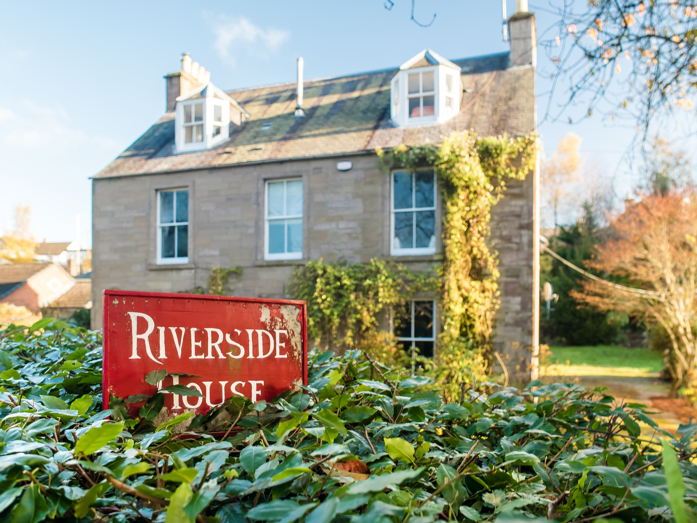 Riverside House, Blairgowrie