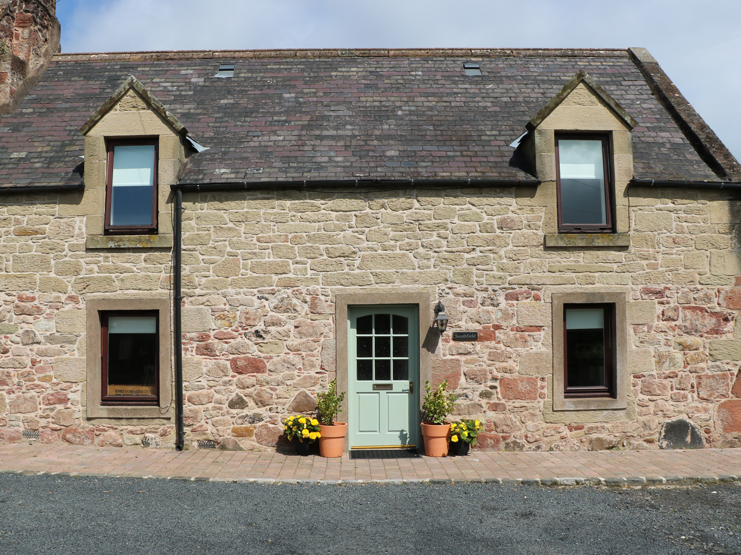 Southfield Cottage, Chirnside