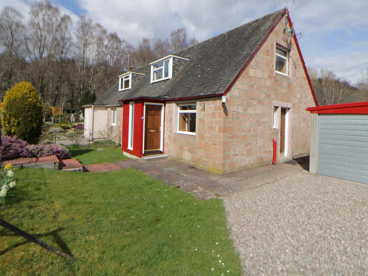 Corran Cottage, Pitlochry