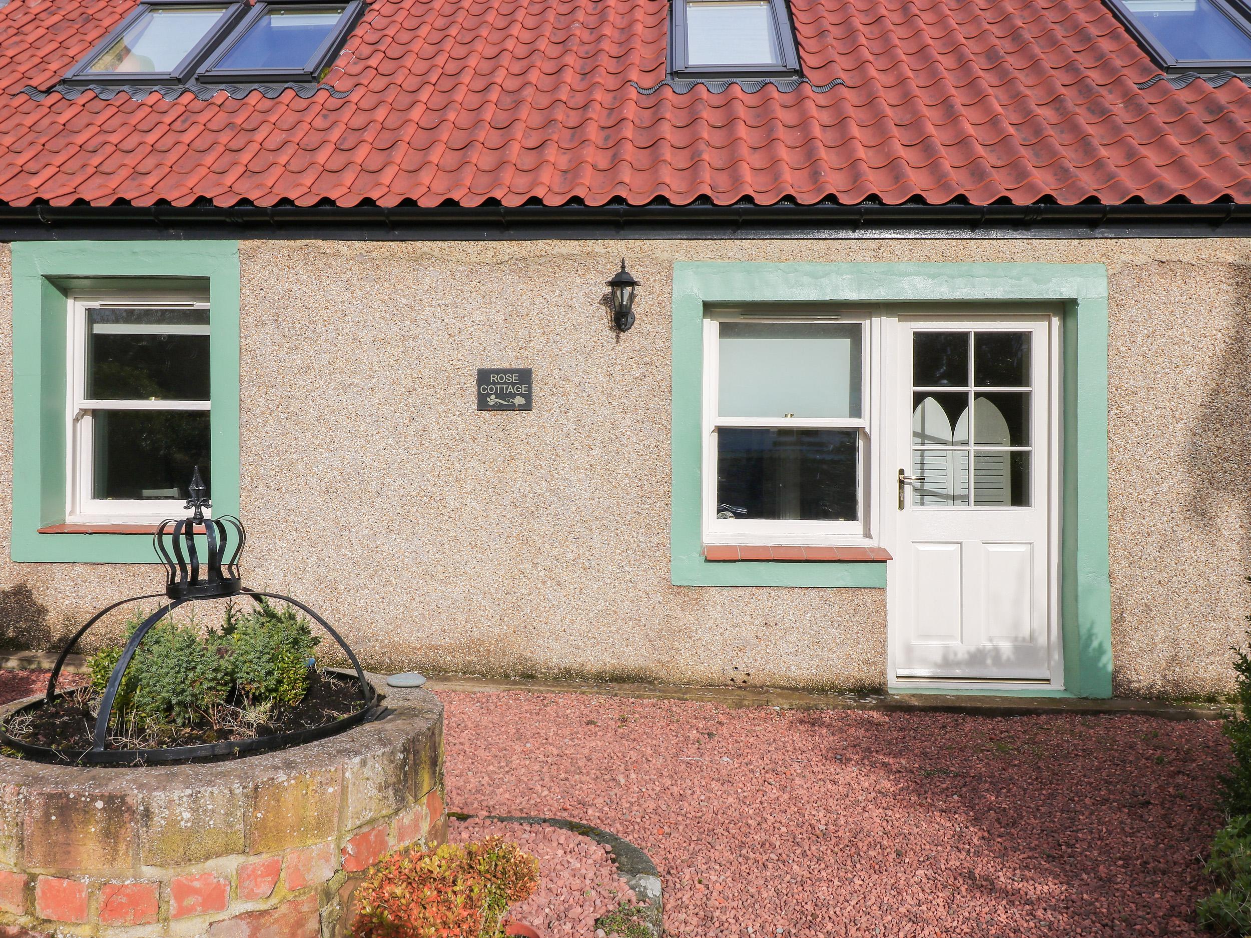 Rose Cottage, Coldingham