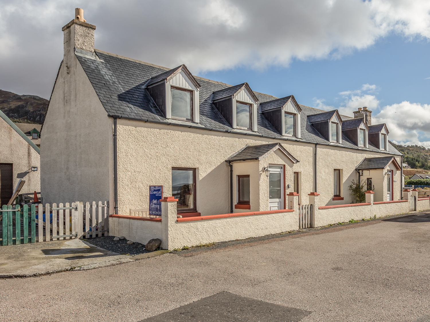 The Old Armoury, Gairloch