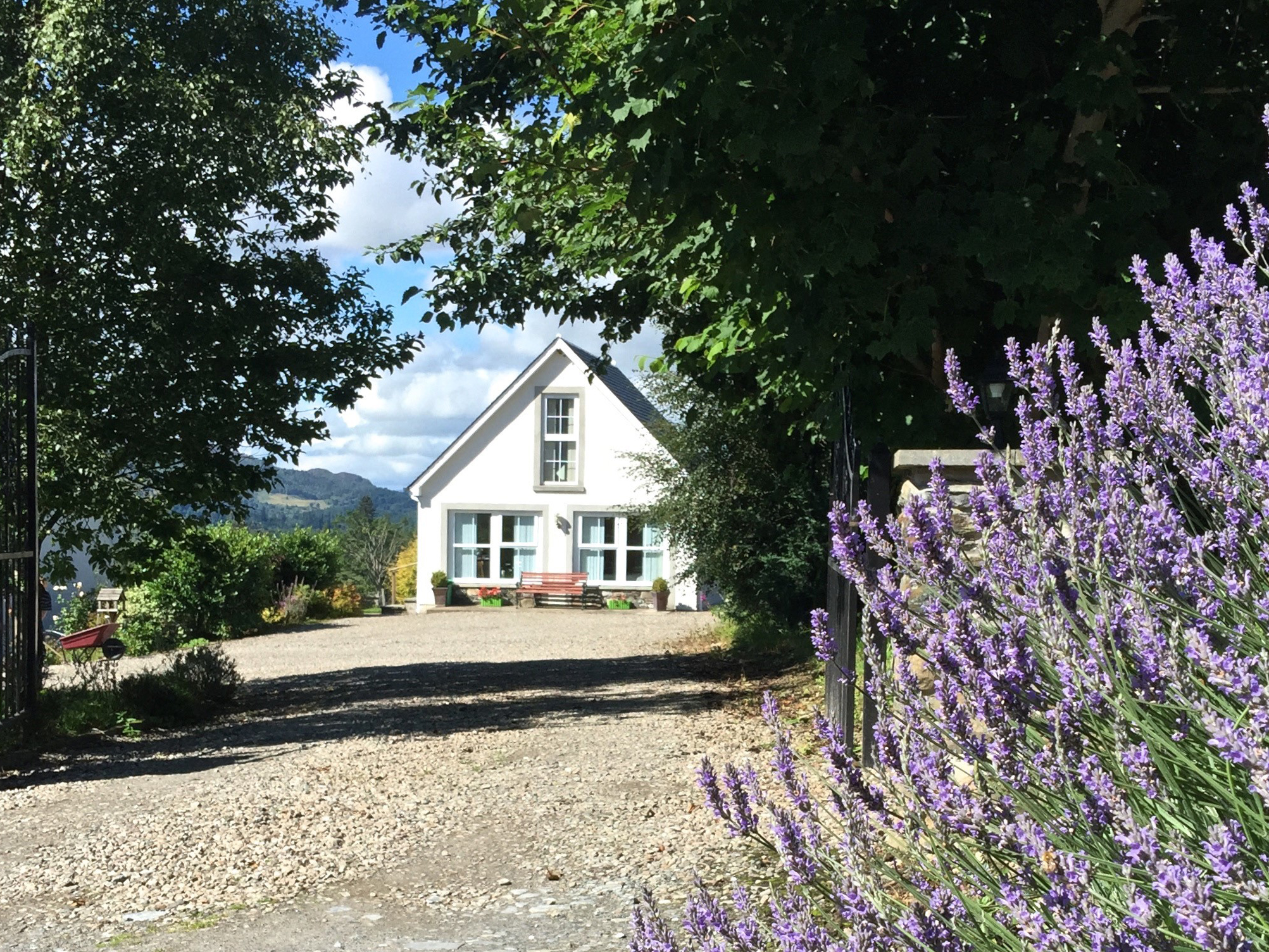 Lewis Cottage, Pitlochry