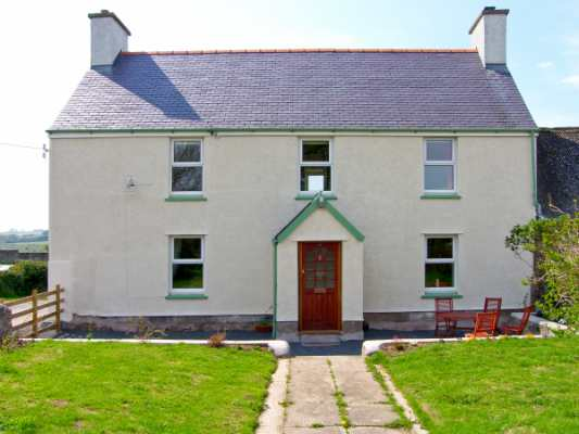The Farmhouse Angelsey