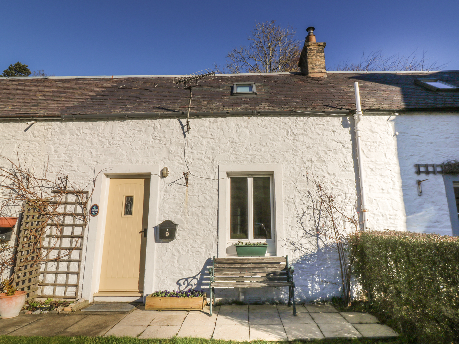 Galabank Cottage, Stow