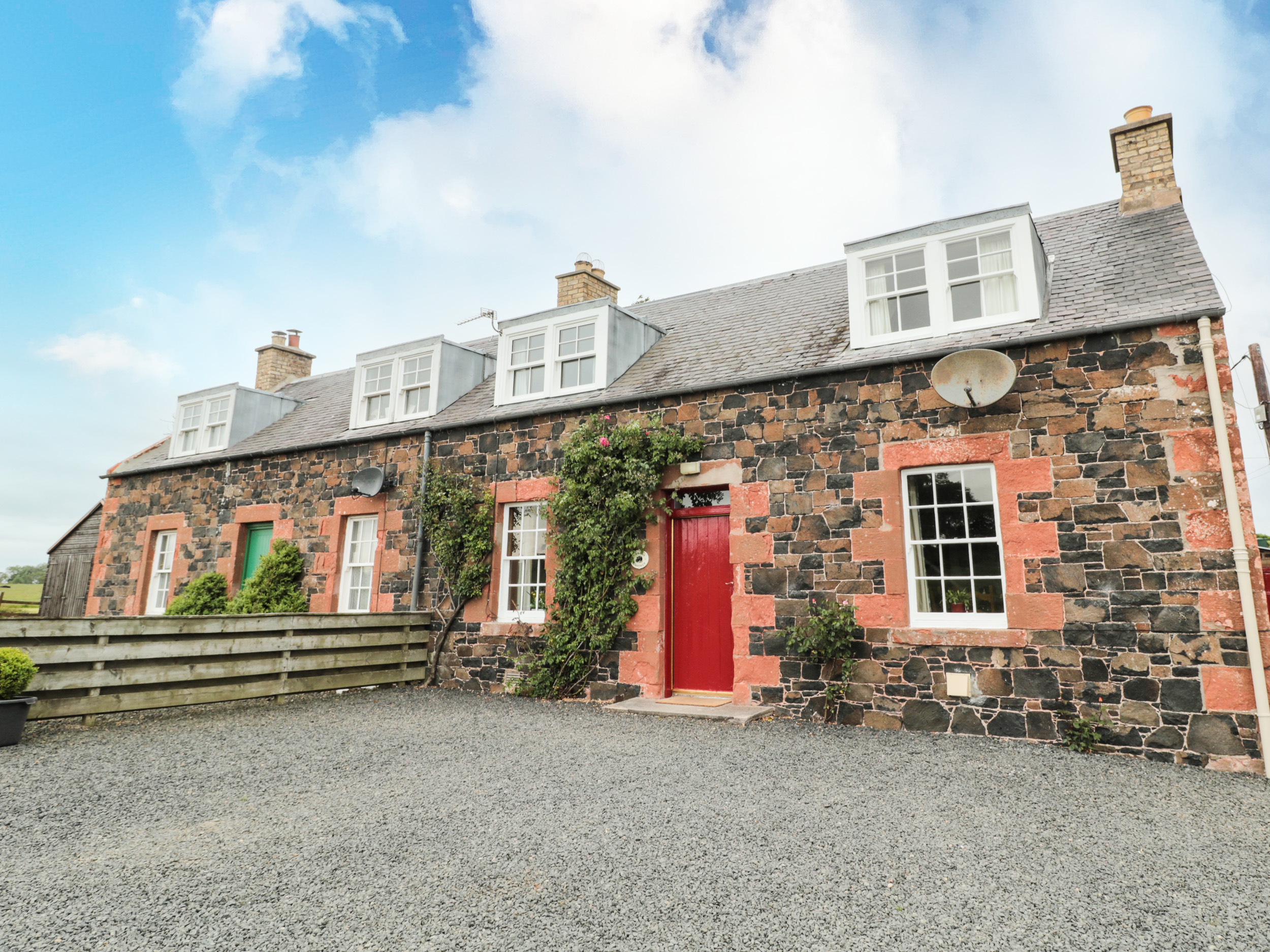 Craggs Cottage, Kelso