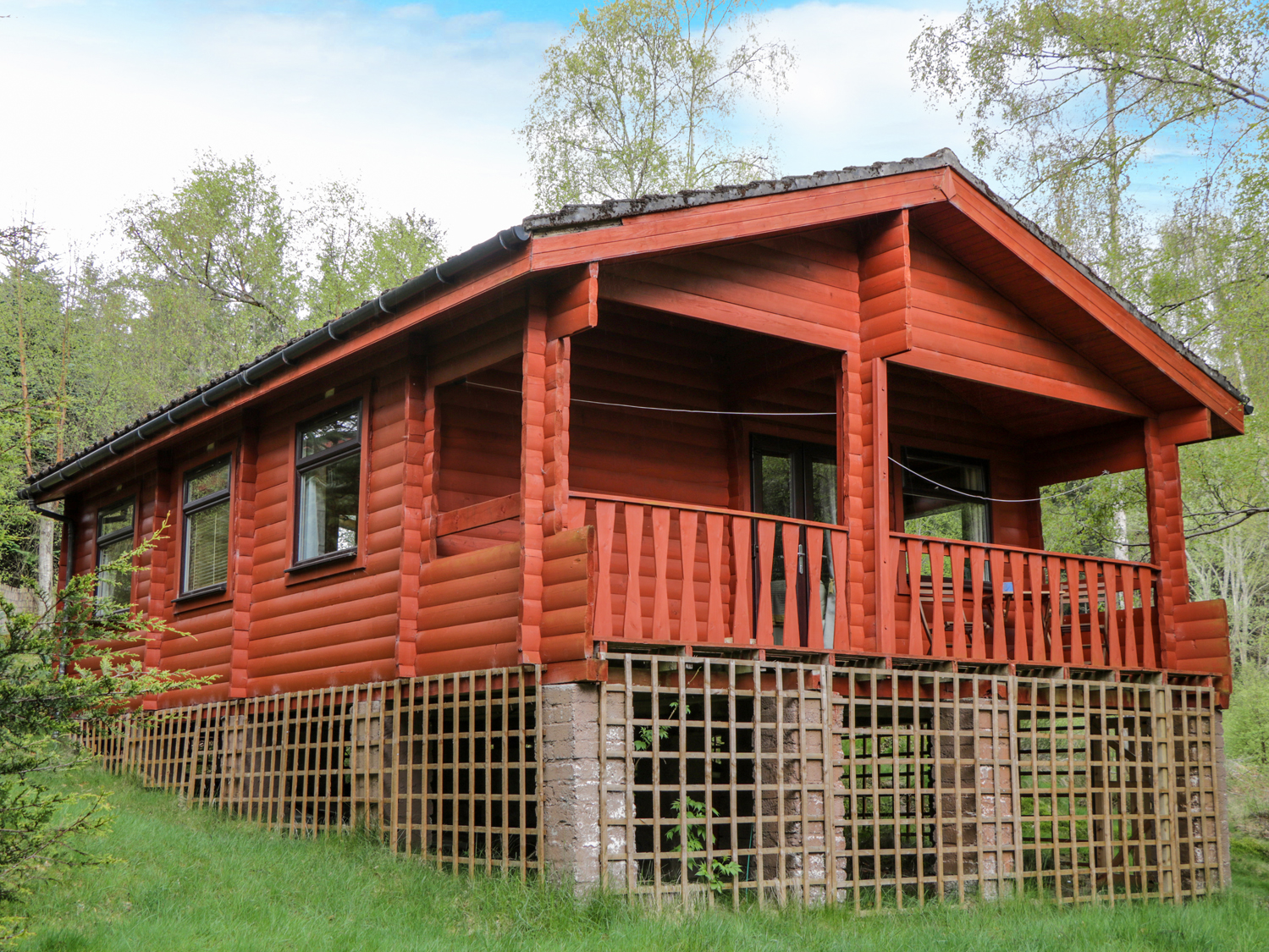 Eagle Lodge, Strathpeffer