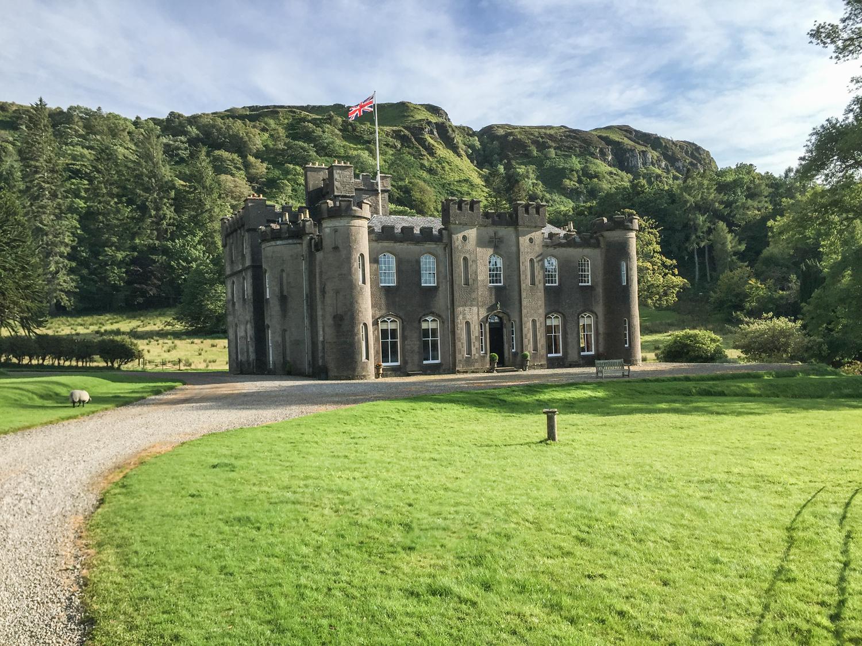 Gallanach Castle Garden Wing, Oban
