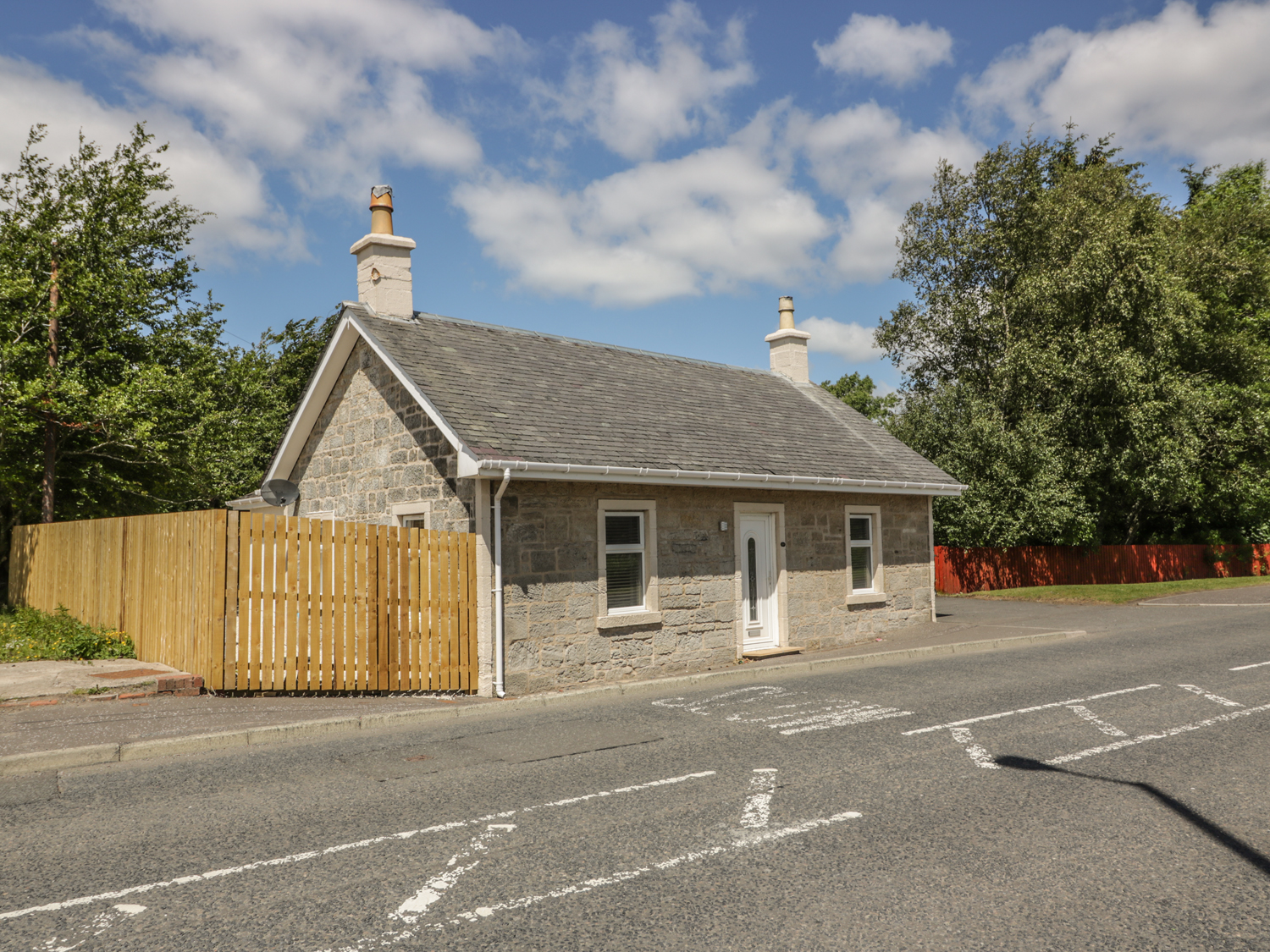 The Old Toll Cottage, Muirkirk