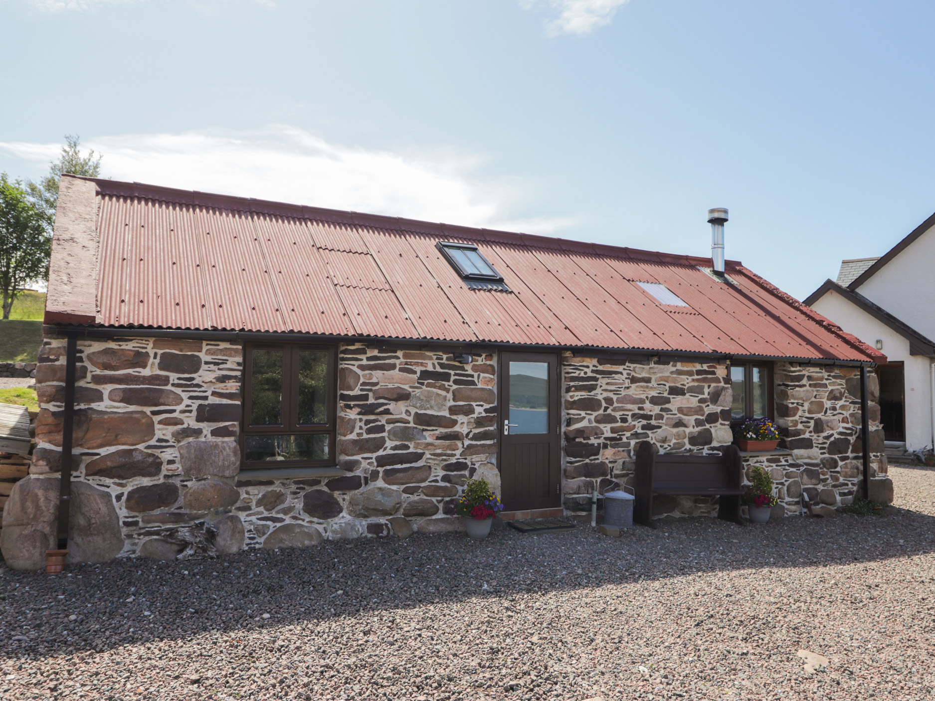 The Wee Barn, Dundonnell