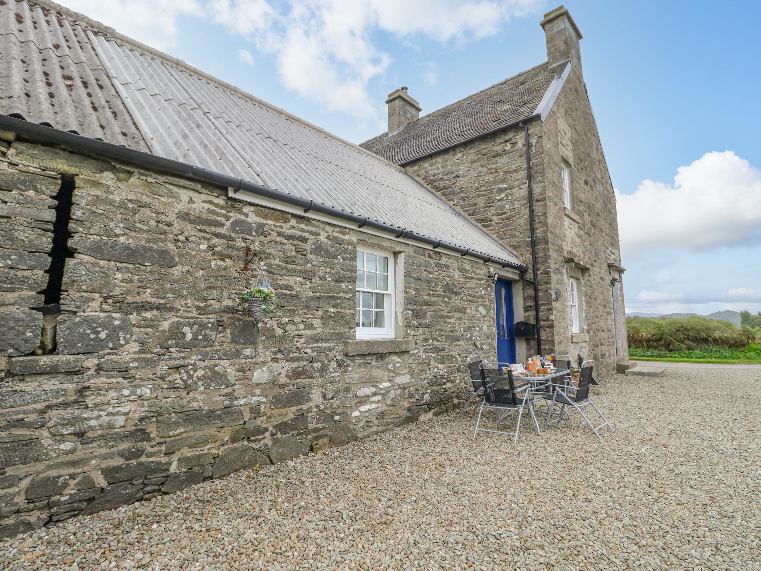Seaview-Barsloisnach Cottage, Kilmartin
