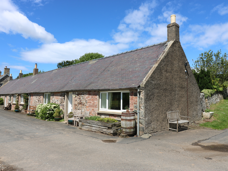 Stewards Cottage, Coldingham