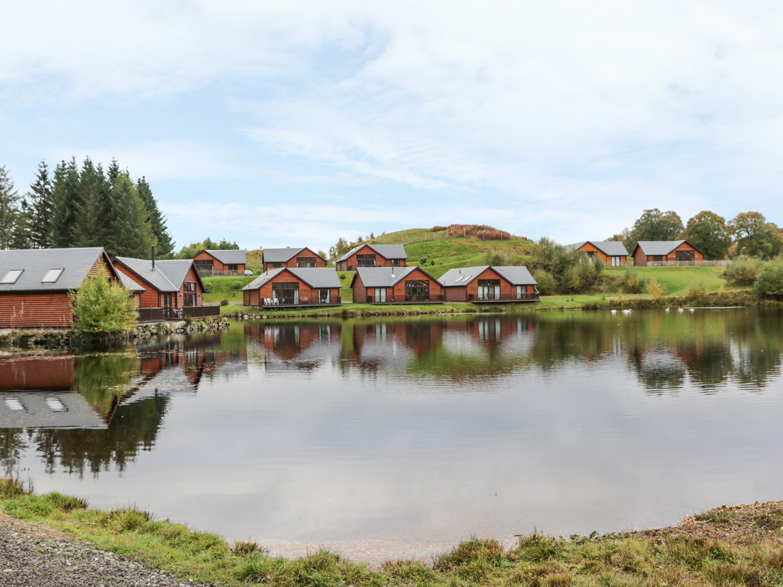Burnside Lodge, Aberfeldy