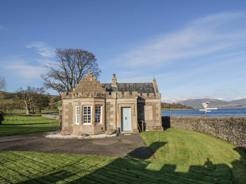 The Gate Lodge, Port Bannatyne, Isle of Bute