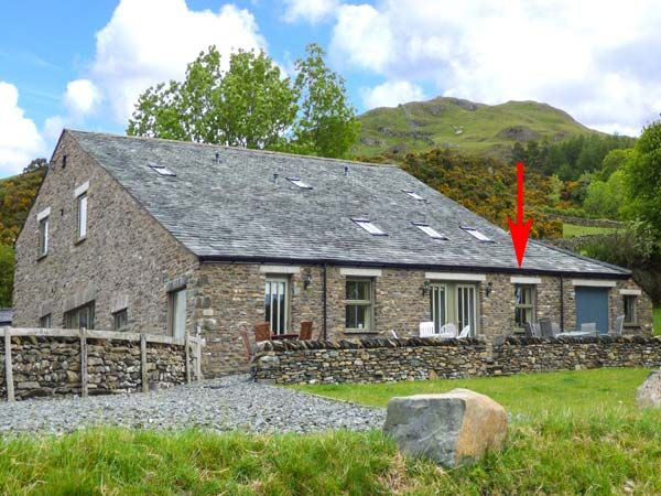 Ghyll bank cow shed staveley the lake district and - Luxury cottages lake district swimming pool ...