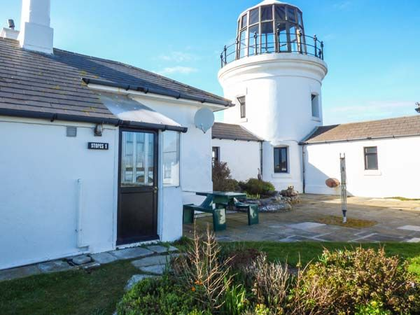 Old Higher Lighthouse Stopes Cottage Portland Bill