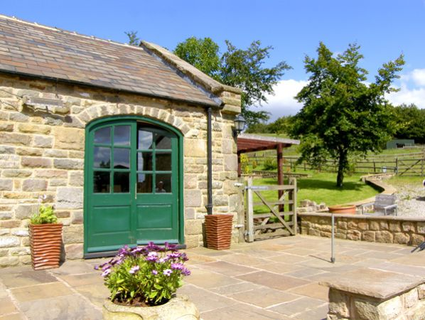 Matlock Holiday Cottages: The Loft, Ashover | sykescottages.co.uk