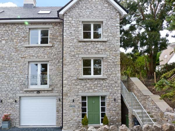 Hillberry grange over sands the lake district and - Luxury cottages lake district swimming pool ...