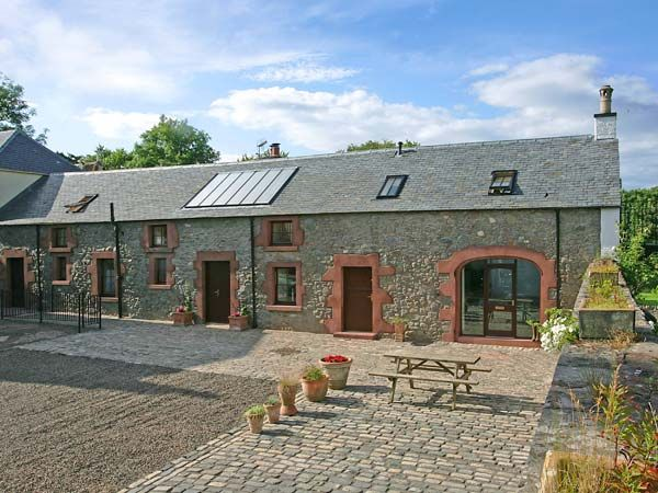 The Old Coach House Coldingham Self Catering Holiday