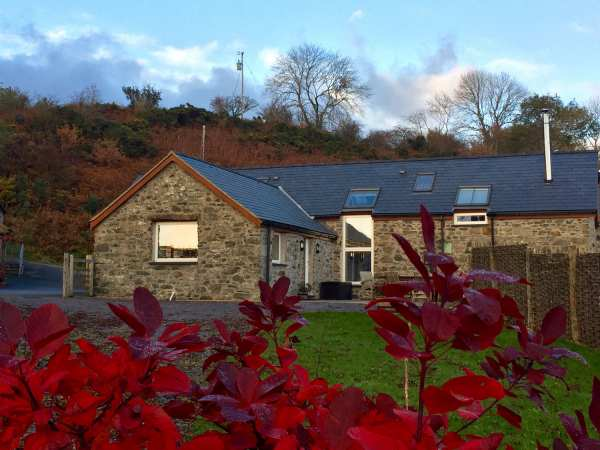Bryn Eithin Ruthin Derwen Self Catering Holiday Cottage