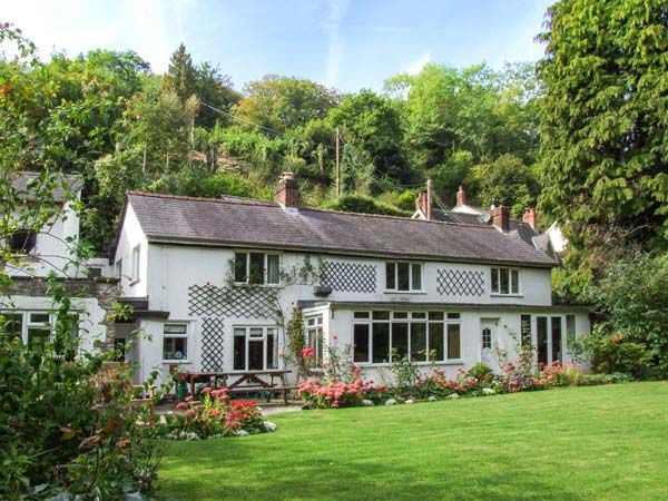 Ferryside Big Holiday Cottage Near The River Wye