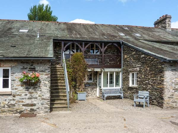 Lord 39 s leap hawkshead force mills the lake district - Luxury cottages lake district swimming pool ...