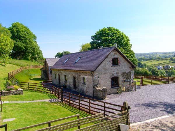 Boffins Barn at Pen Isa Cwm photo 1