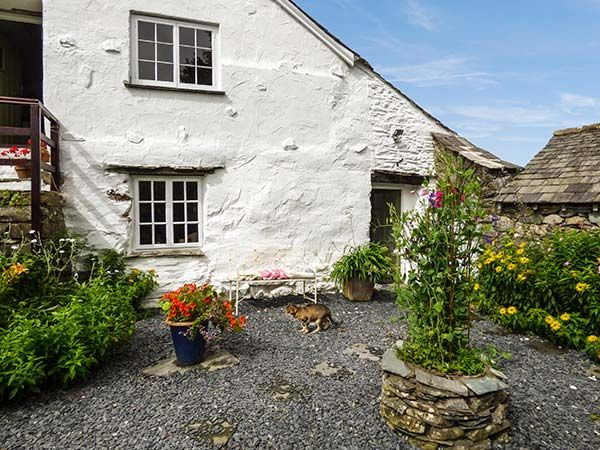 The Shippen Crosslands Rusland The Lake District And Cumbria Self Catering Holiday Cottage