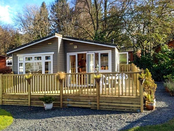 Nature 39 s edge white cross bay troutbeck bridge the - Luxury cottages lake district swimming pool ...