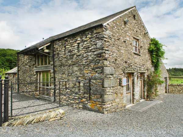 Mungeon barn backbarrow bandrake head the lake - Luxury cottages lake district swimming pool ...